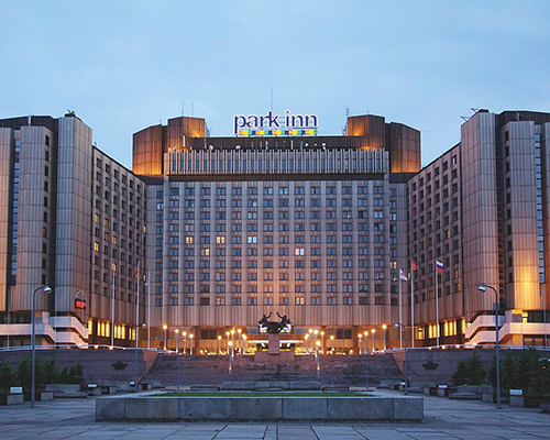 Объект: Park Inn by Radisson
